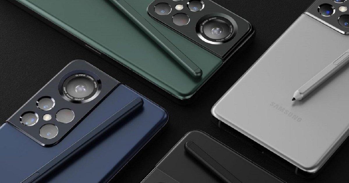 Samsung Galaxy S22 Ultra с камерой-циклопом показали на новых изображениях  - Hi-Tech Mail.ru