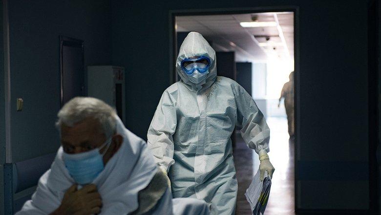 Суточная заболеваемость COVID-19 в России снижается четвертый день подряд0