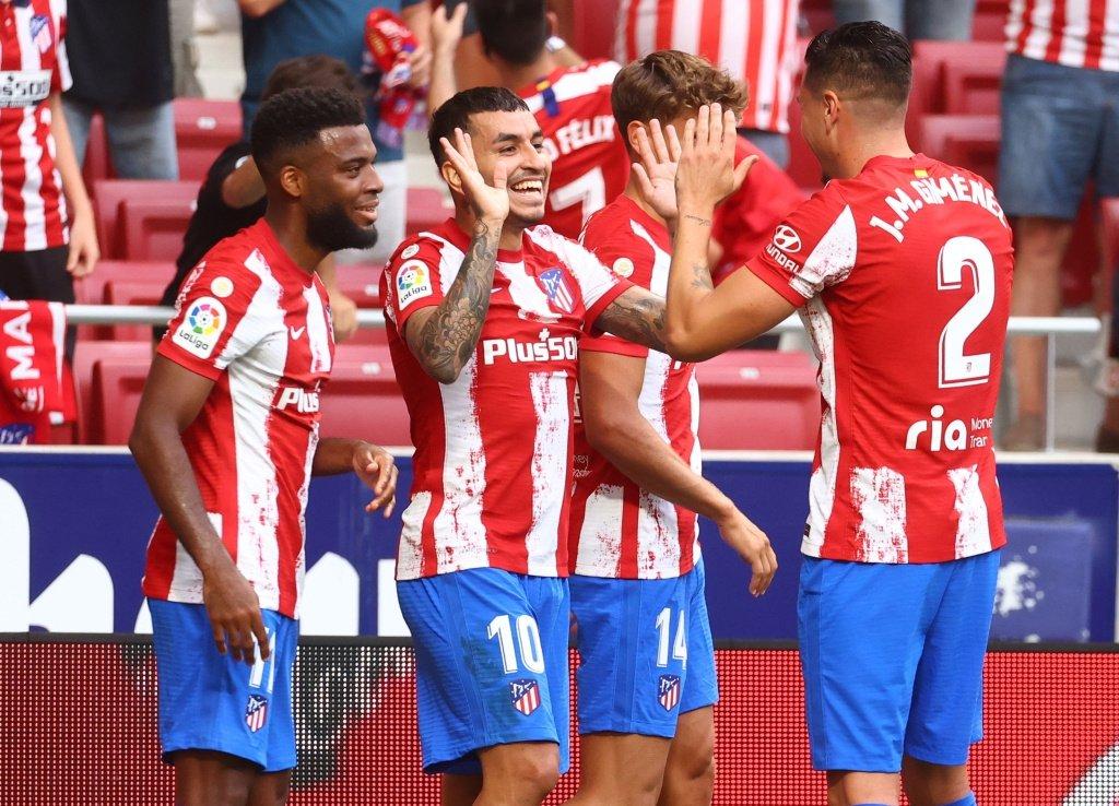 «Атлетико» — «Барселона»: составы команд на матч 8-го тура испанской Примеры