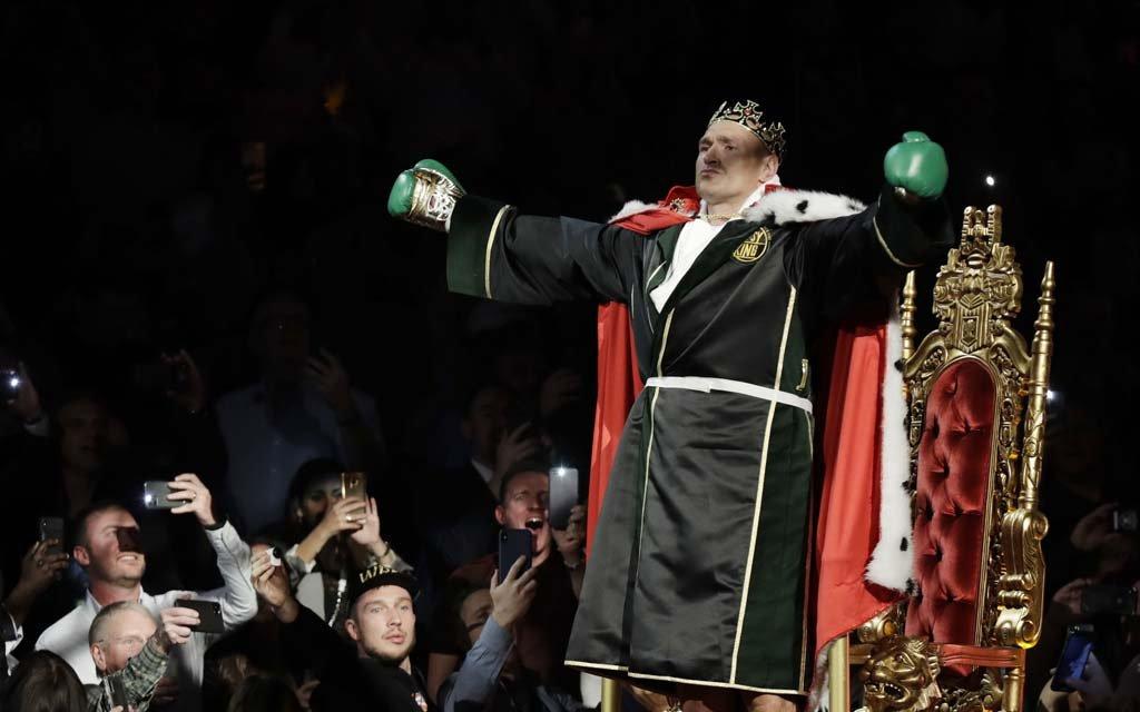 Третий бой Фьюри — Уайлдер пройдет на T-Mobile Arena в Лас-Вегасе