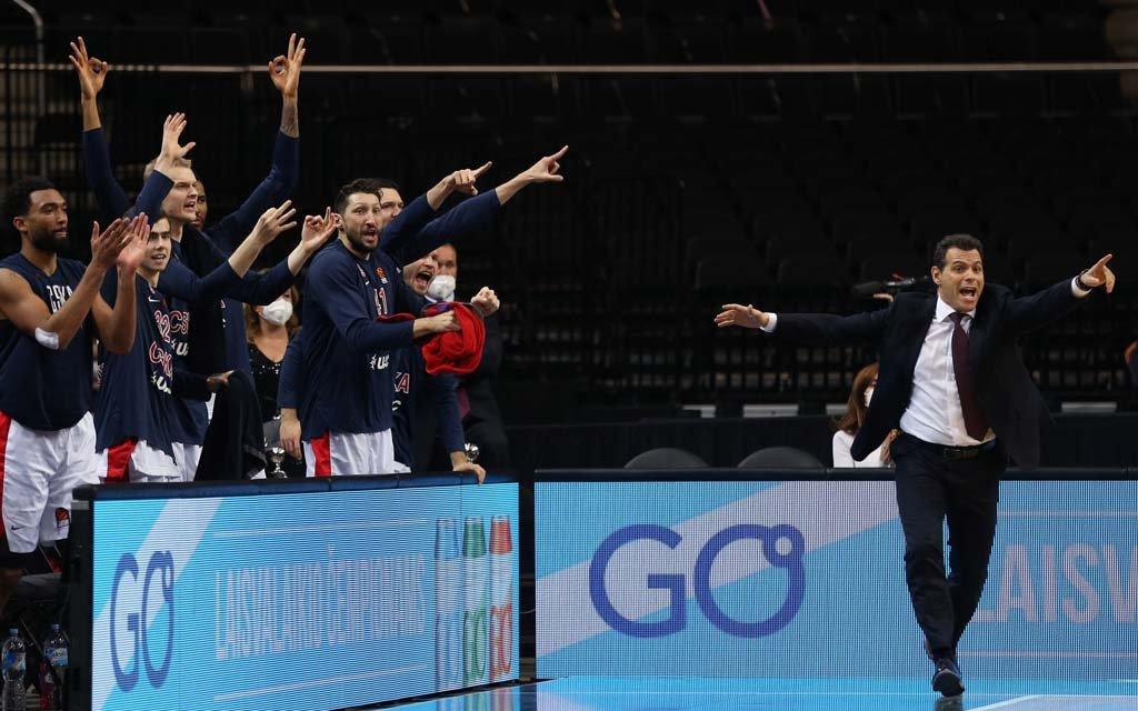 ЦСКА обыграл французский «Вийёрбан» и одержал пятую победу подряд в Евролиге