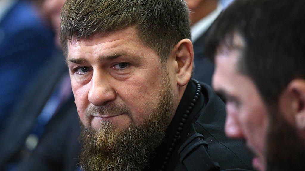 Кадыров отказался драться с Нурмагомедовым