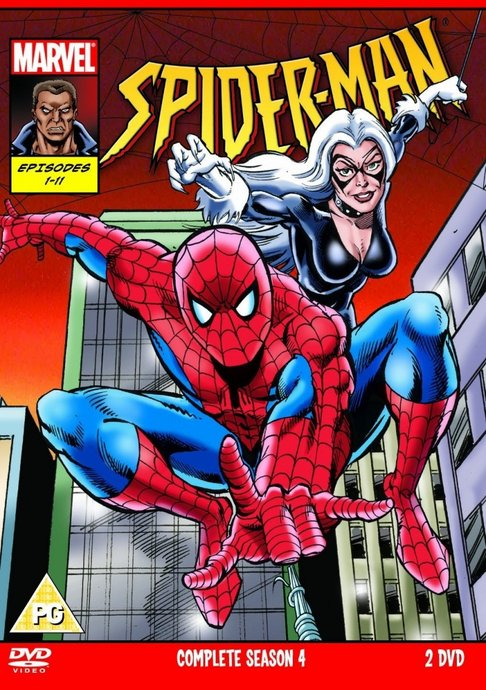 Сериал Человек-паук (Spider-Man) (1994-1998) - отзывы ...