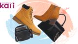 Промокод kari (ноябрь 2020): получите скидку 1000 рублей для покупки обуви и аксессуаров