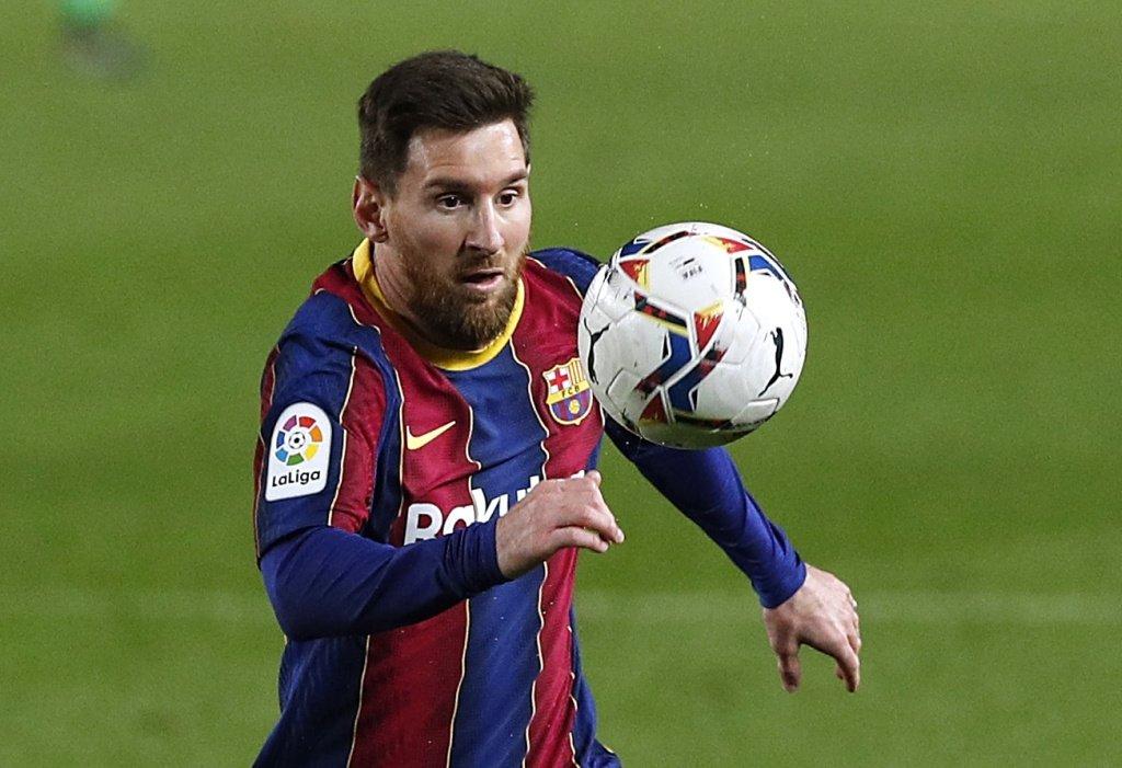 Сразу четыре игрока «Барселоны» попали в топ-6 футболистов с наибольшим количеством передач