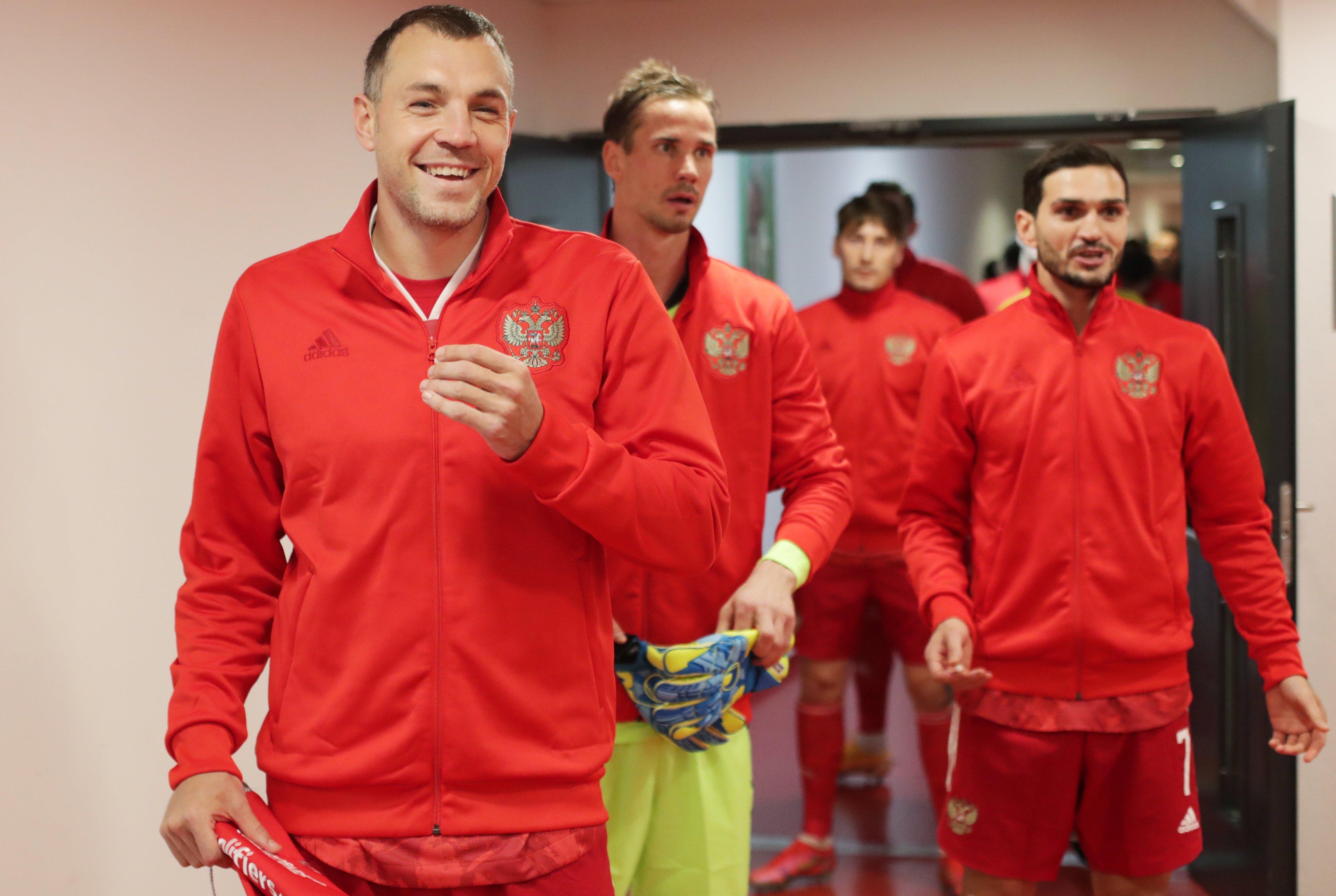 Матч сборной России в Дании на Евро-2020 смогут посетить до 15 900 зрителей