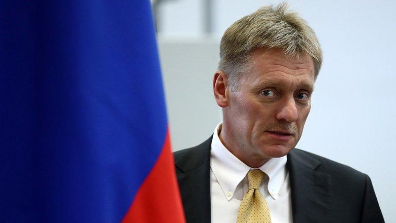 Песков заявил, что вопроса присоединения Донбасса к России нет в повестке дня Кремля