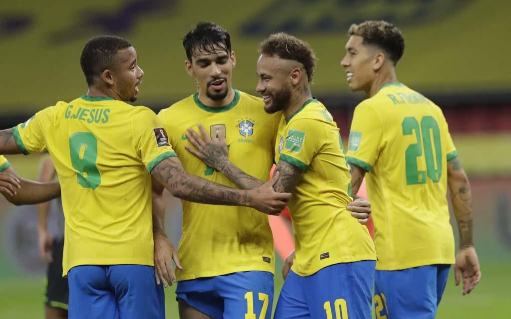 Стал известен состав сборной Бразилии на Кубок Америки