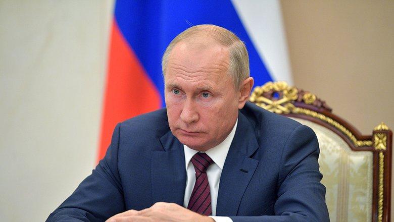 Путин: вхождение Крыма в состав России — результат укрепления страны изнутри0
