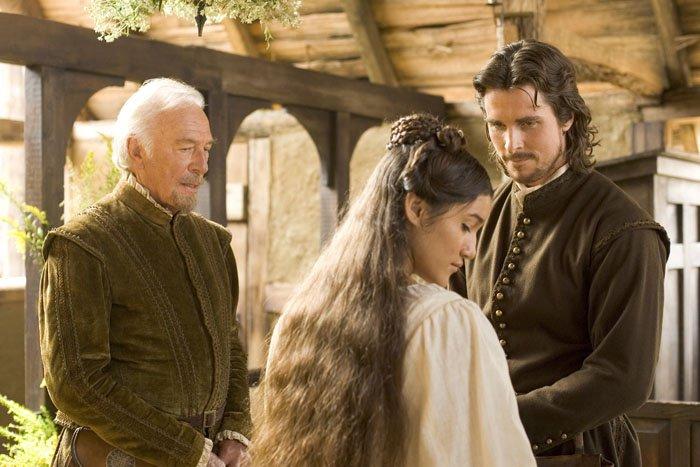 Новый Свет (The New World, 2005) смотреть онлайн в хорошем HD качестве, отзывы, кадры из фильма, актеры - Кино Mail.ru