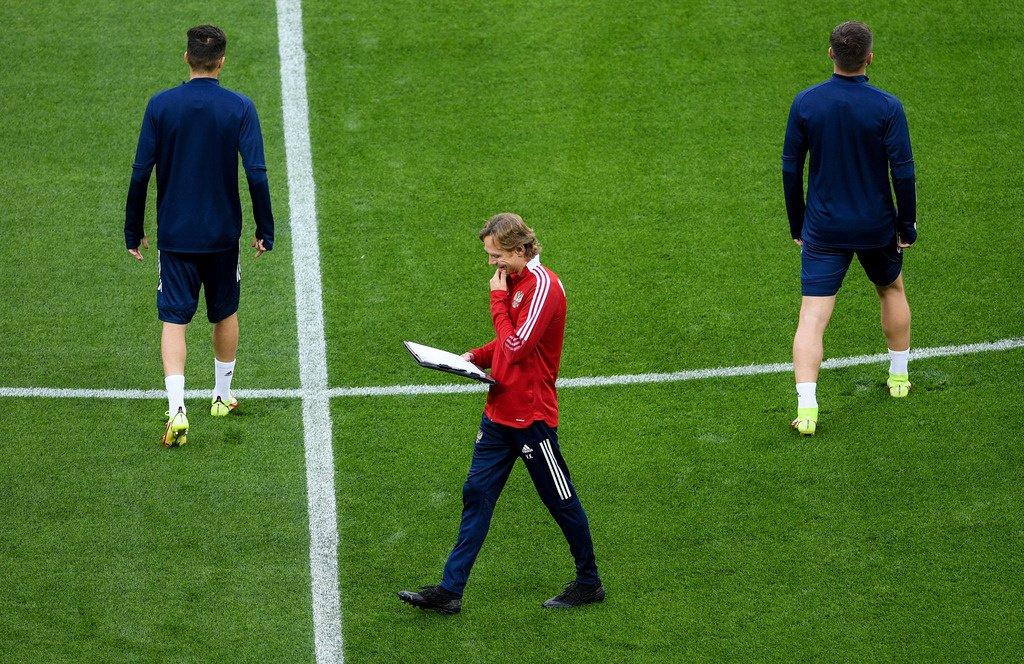 Карпин оценил состояние игроков сборной России перед матчами отбора на чемпионат мира