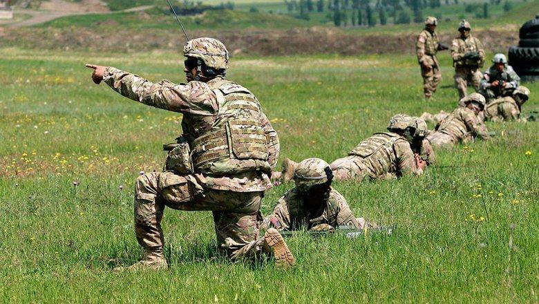 Украина потребовала от НАТО определить ее место к 2030 году0
