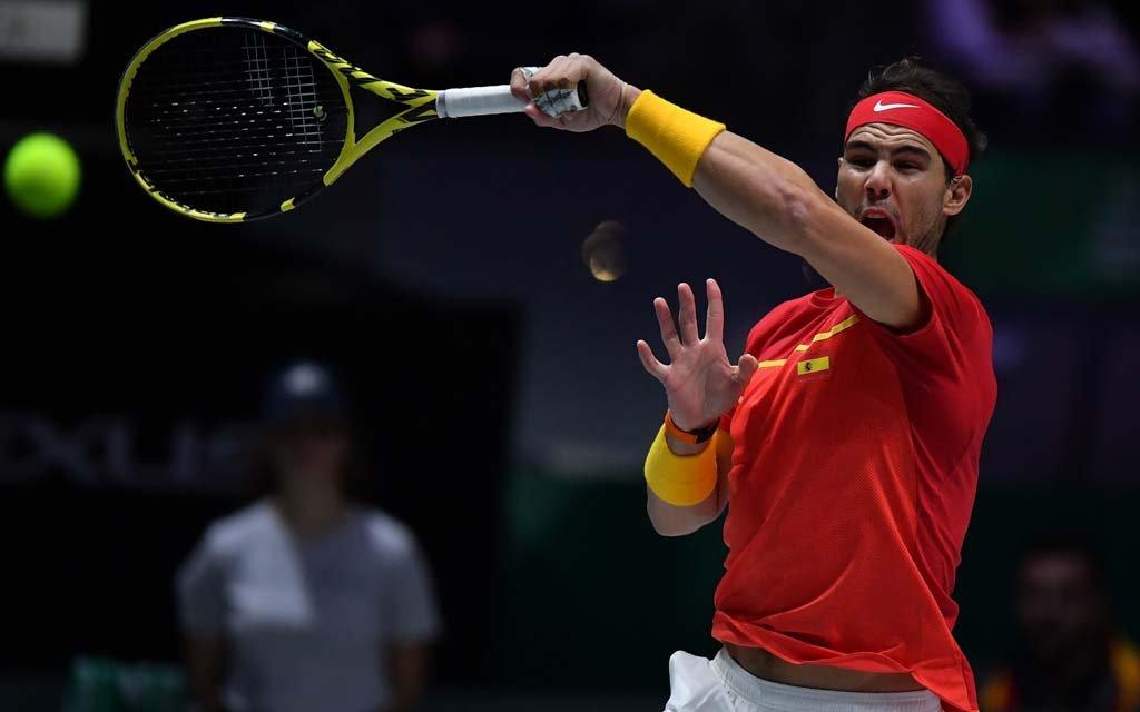 Рафаэль Надаль вышел в полуфинал Roland Garros