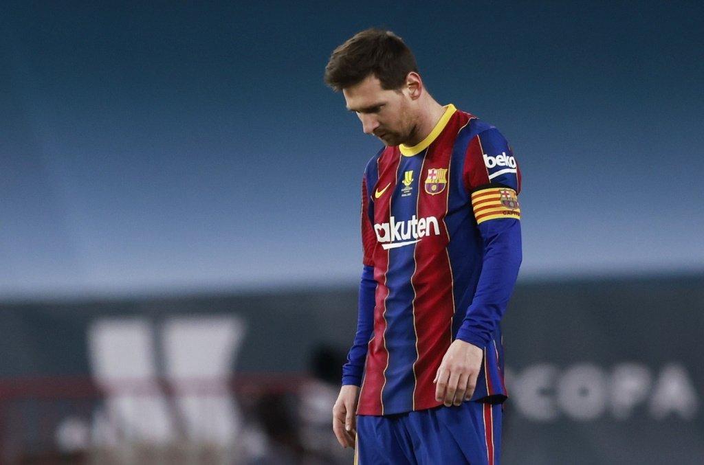 Ла Лига расследует вечеринку футболистов «Барселоны» в доме Месси