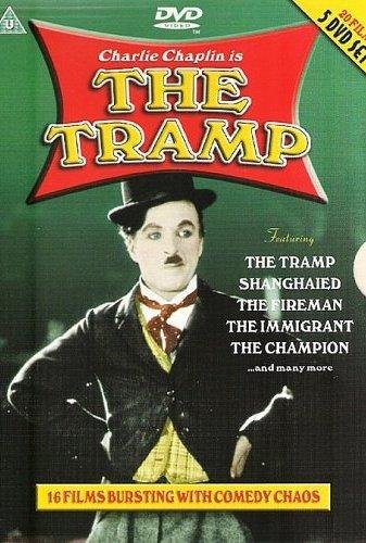 charlie chaplin immigrant essay