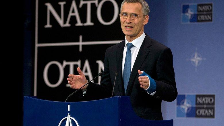В НАТО намерены постоянно изучать вопрос о наращивании сил в Черноморье и Балтии0