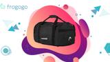 Промокод на 5000 бонусных рублей и складную сумку в подарок за заказ — акция с frogogo.ru (май 2021)