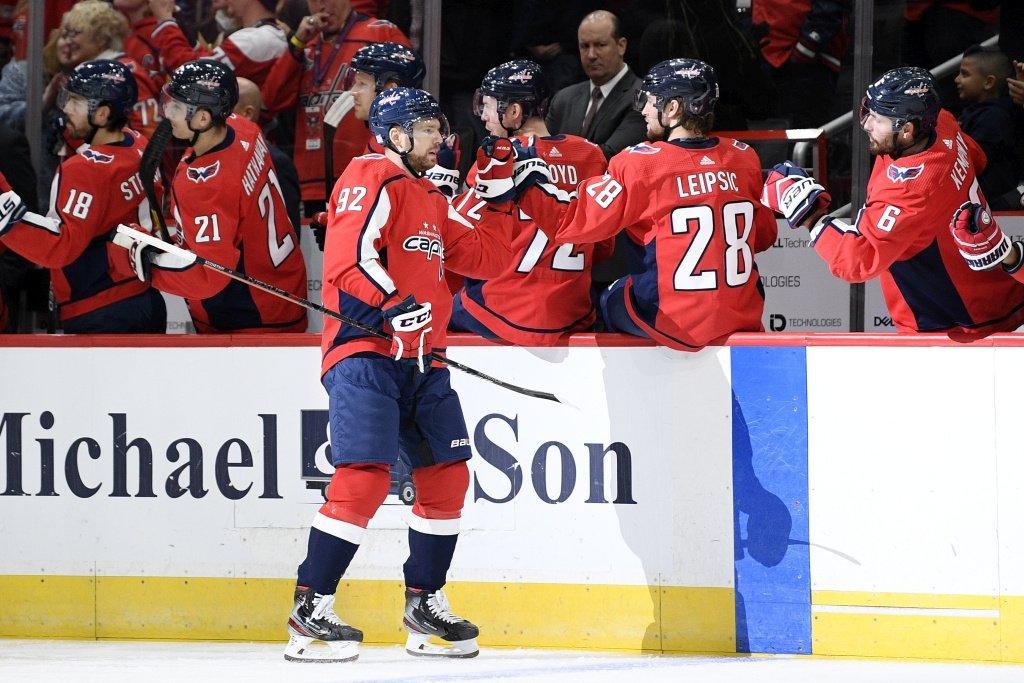 «Питтсбург» и «Вашингтон» вышли в плей-офф НХЛ