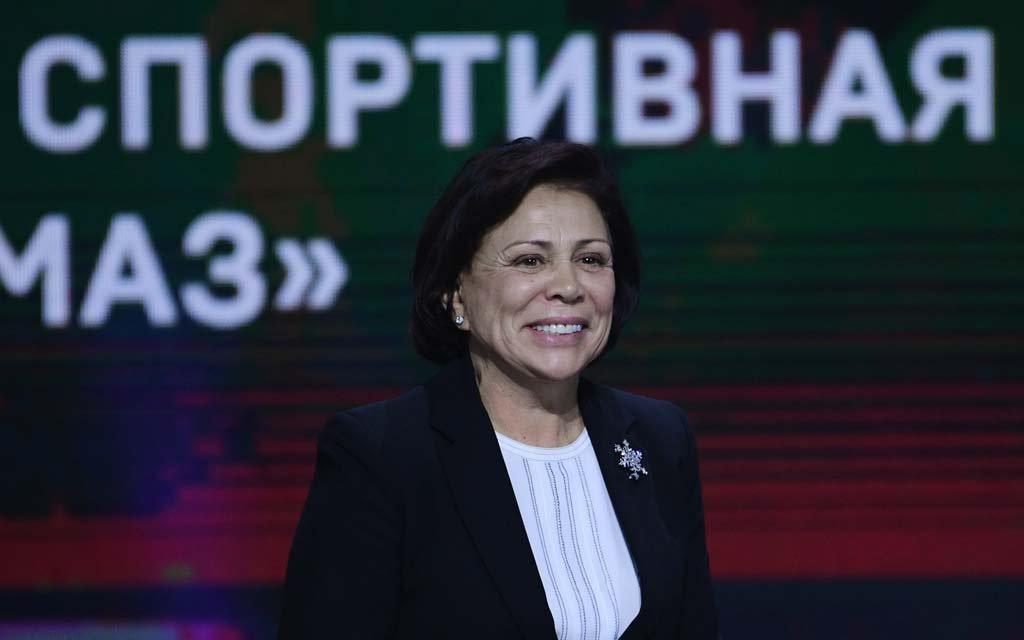 Роднина: Я пришла к Тарасовой с таким багажом, что она рядом не стояла. Кто кого учил