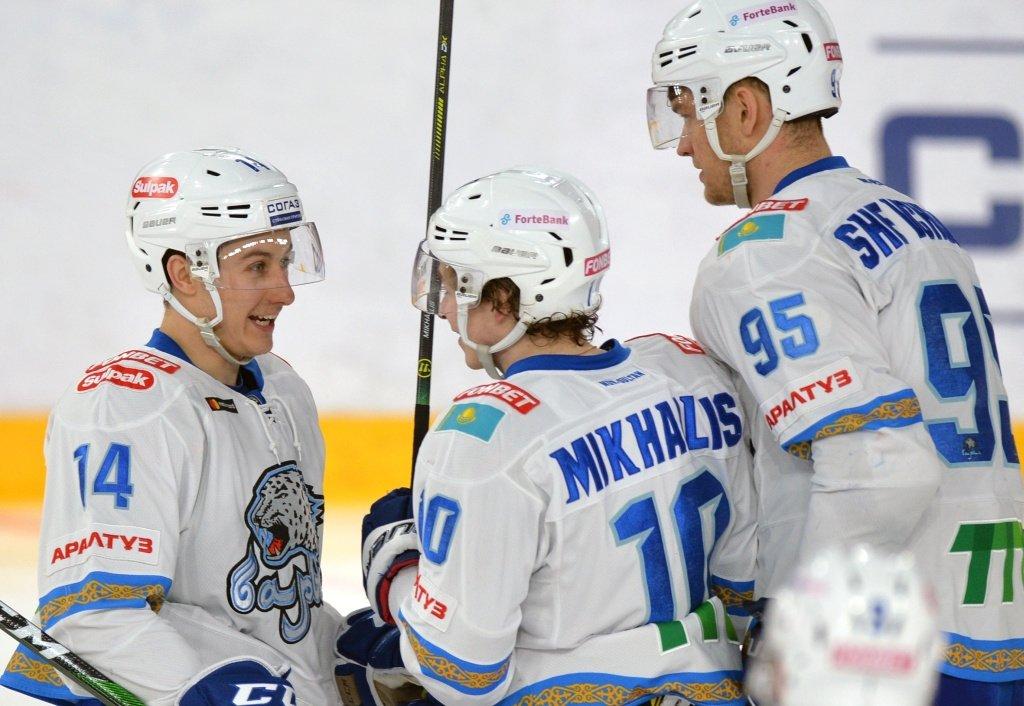 «Барыс» назвал состав на последний домашний матч «регулярки» КХЛ