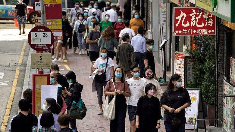 Китай: вместо демократических выборов в Гонконге будут «патриотические»0