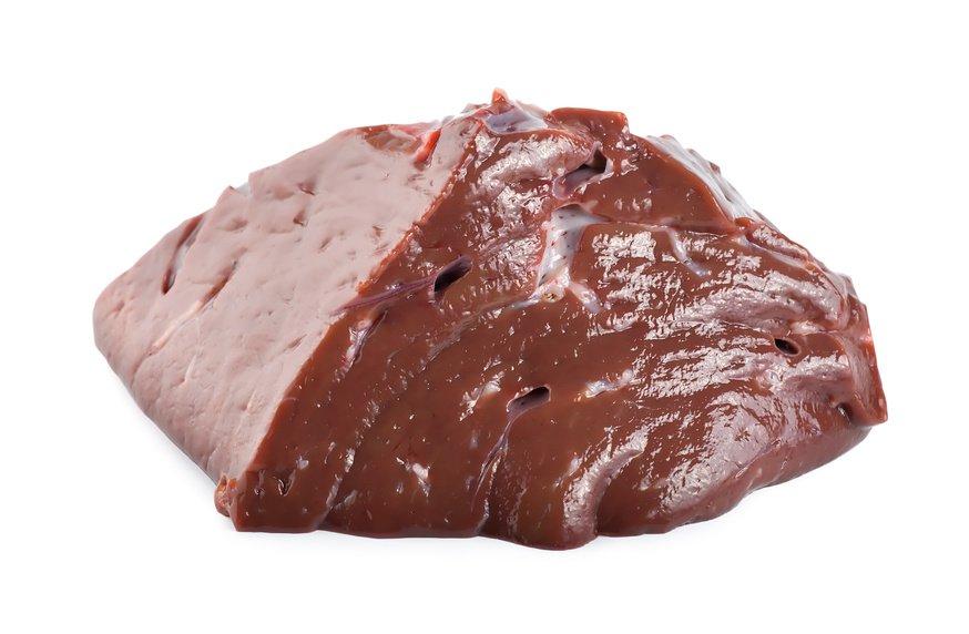 Фото продукта говяжья печень