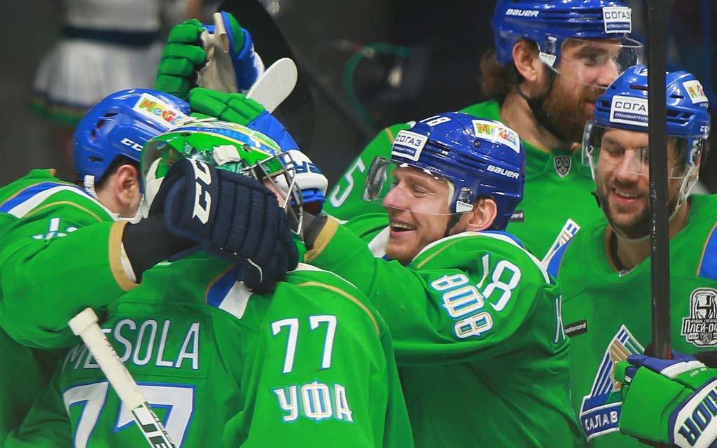 Чемпион мира по хоккею Виктор Тихонов перешел в «Салават Юлаев»
