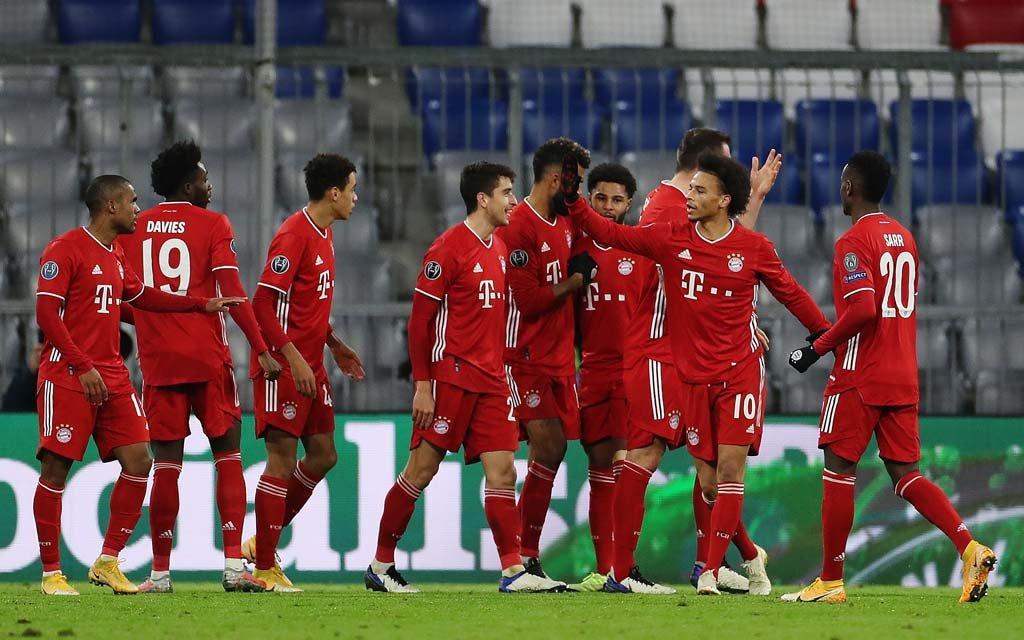 «Бавария» — «ПСЖ»: Сане, Мюллер, Неймар и Мбаппе выйдут с первых минут