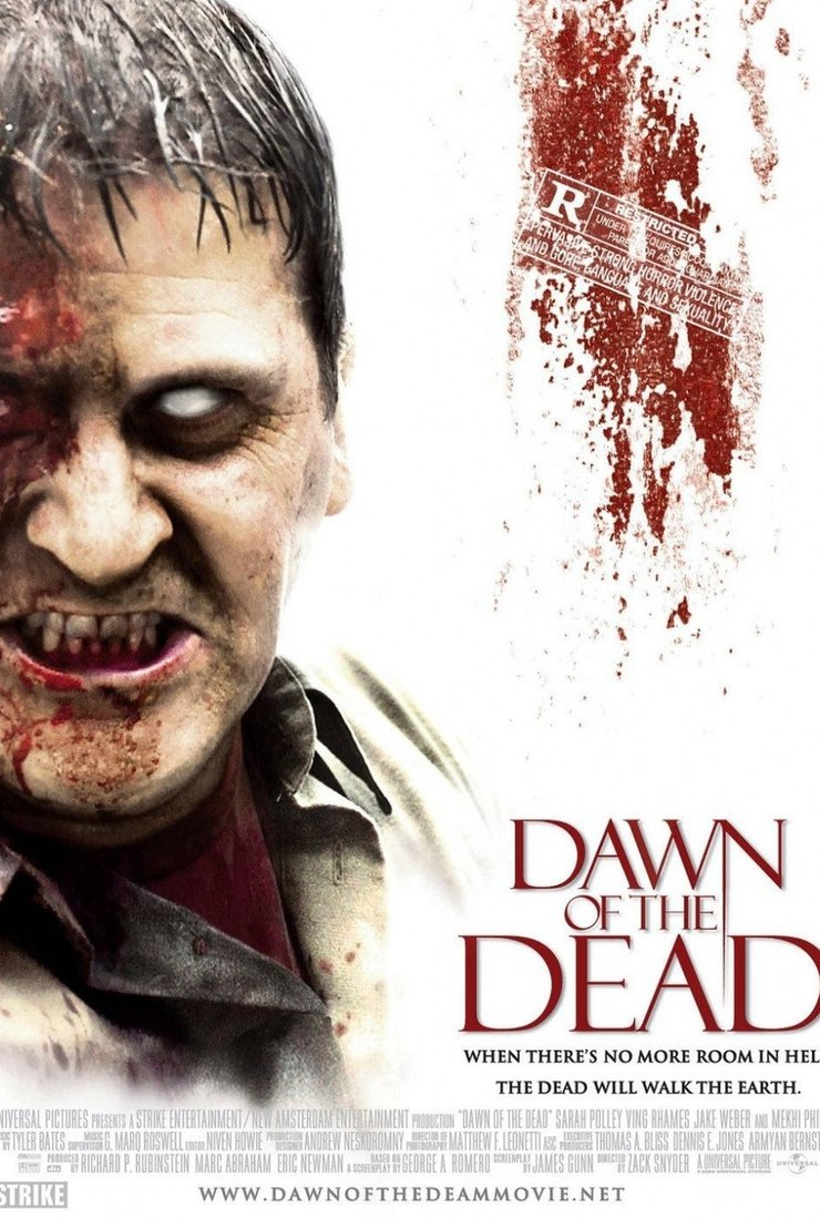 Смотреть фильм Рассвет мертвецов онлайн бесплатно