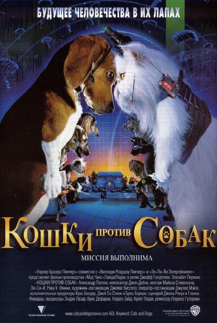 «Мультфильм Кошка И Собака» — 2007