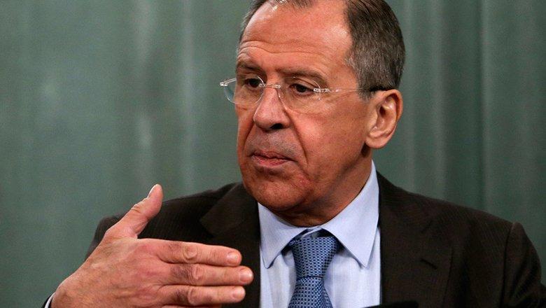 Лавров заявил о необходимости отходить от западных платежных систем