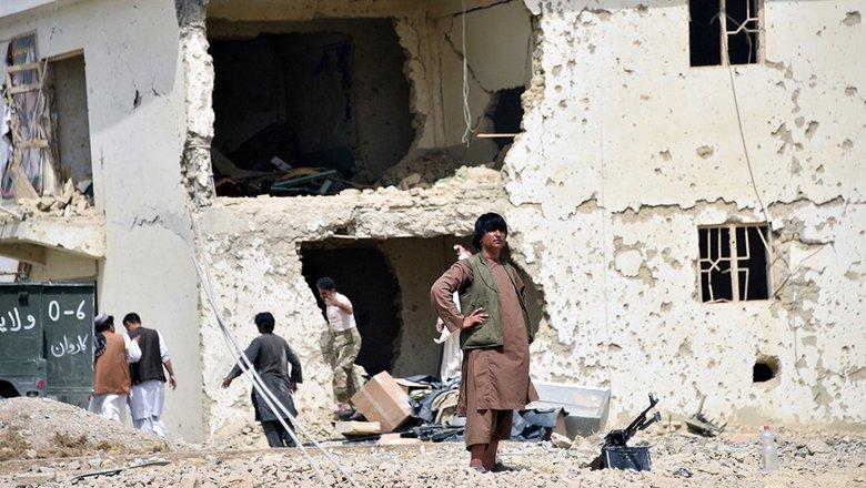 Талибы атаковали второй крупнейший город Афганистана Кандагар