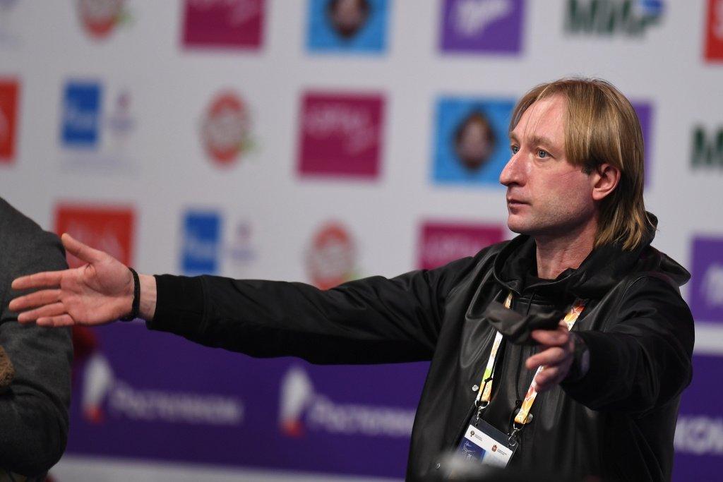 Плющенко: меня никто не переубедит в том, что именно Трусова выиграла чемпионат России