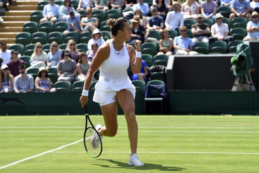 Перед стартом Олимпиады Арина Соболенко занимает 3-е место в рейтинге Женской теннисной ассоциации