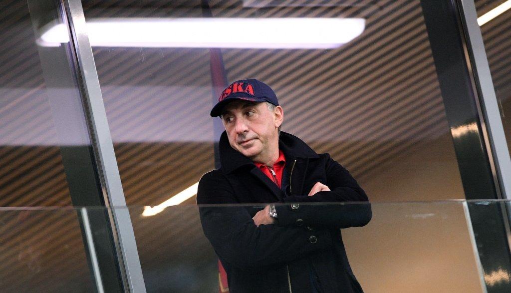 Гинер: Перед ЦСКА всегда стоит задача победить в чемпионате России