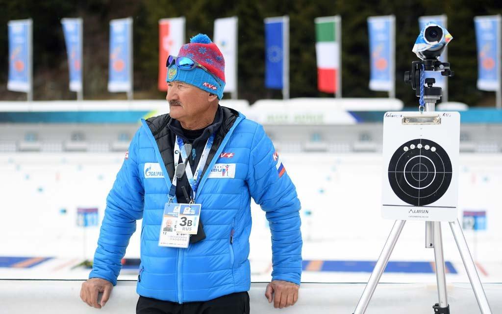 Хованцев: Российский биатлон после допинговых скандалов нуждается в честных тренерах