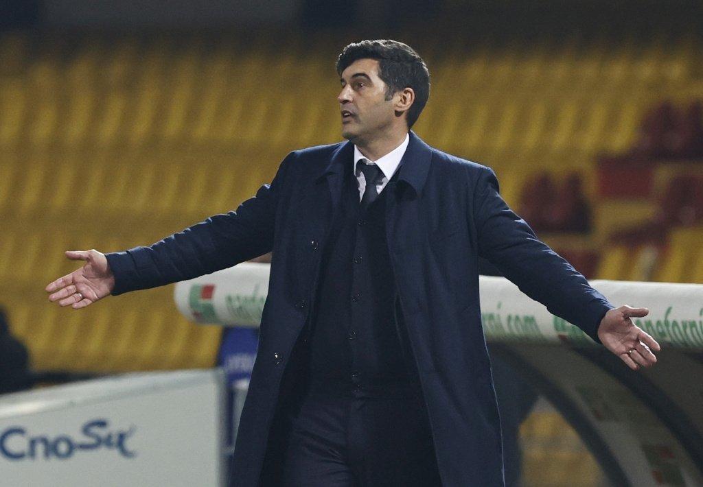 «Рома» сообщила, что Фонсека покинет команду по окончании сезона
