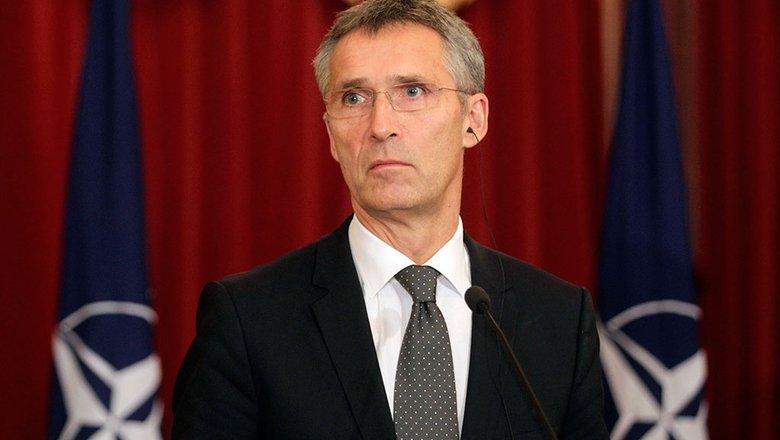 В НАТО отказались рассматривать вступление Украины и Грузии в ближайшее время0