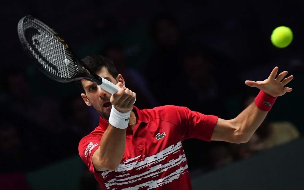 Эванс победил Джоковича в третьем раунде «Мастерса» в Монте-Карло