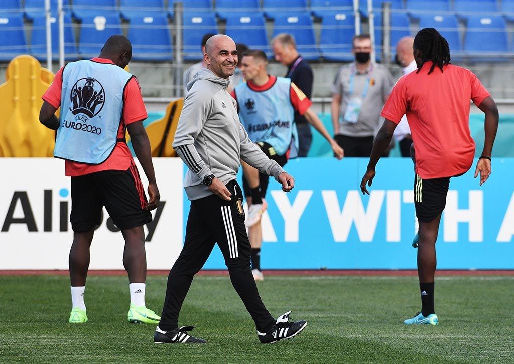 Тренер сборной Бельгии: матч с Россией станет испытанием, против нас будут их фанаты