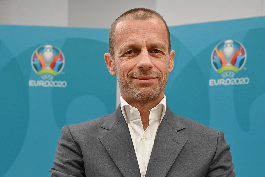 Президент УЕФА о Евро в нескольких странах: «Не поддерживаю эту идею. Не думаю, что сделаем так снова»