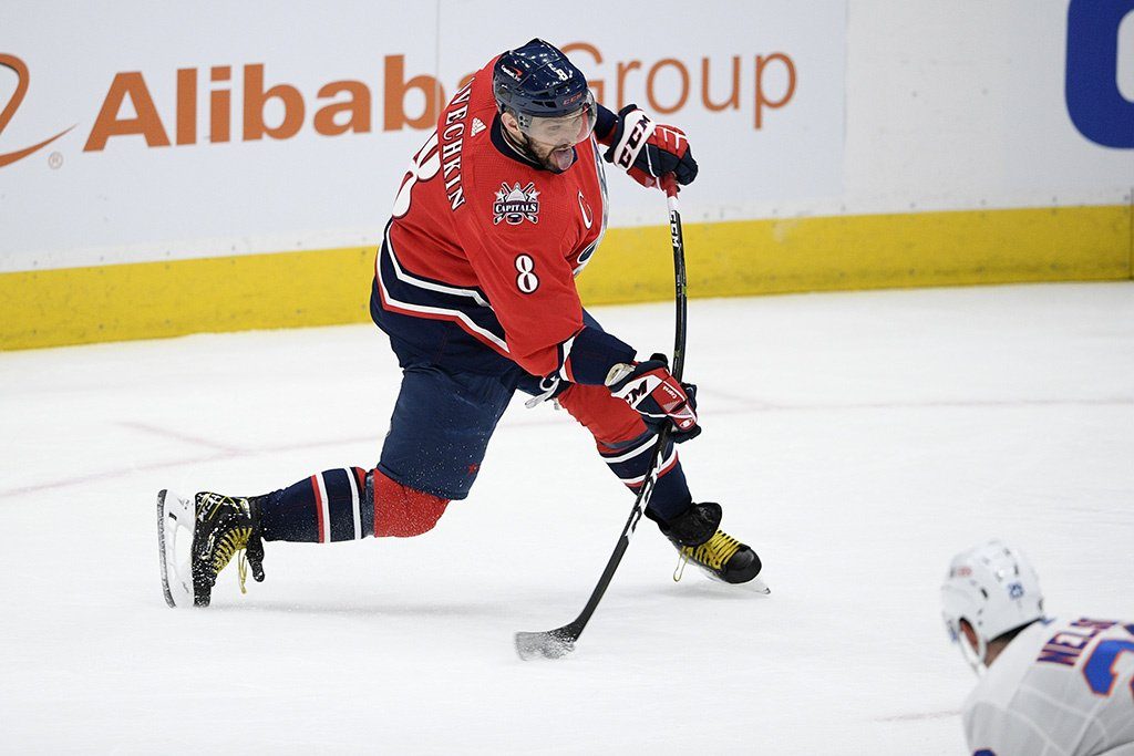 Лавиолетт: Участие Овечкина в матче НХЛ с «Рейнджерс» маловероятно