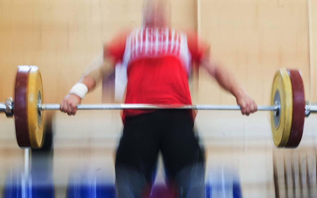Россиянин Чепик стал четвертым на чемпионате Европы по тяжелой атлетике