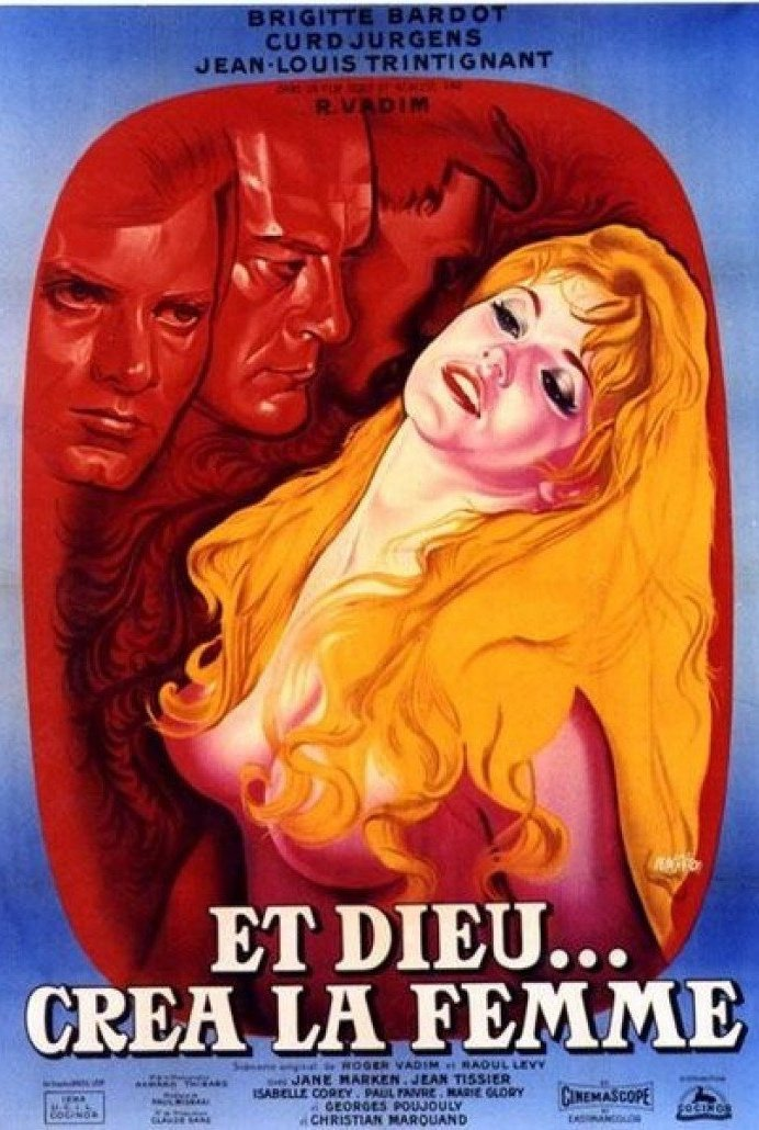 And god created woman (1956 film)