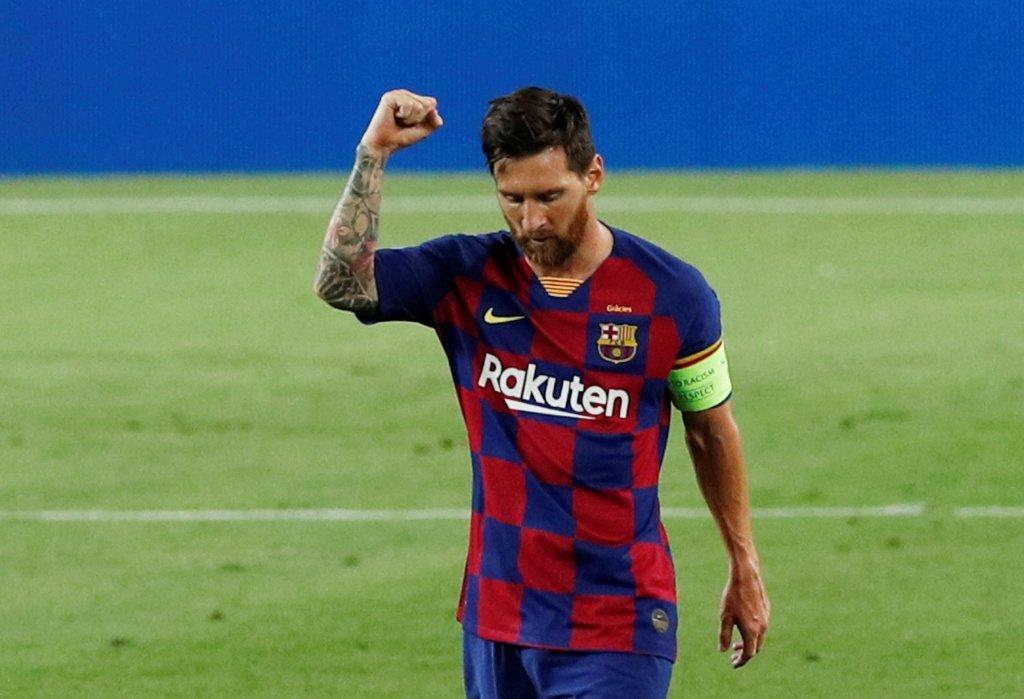 «Барселона» одержала волевую победу над «Валенсией» в матче Примеры