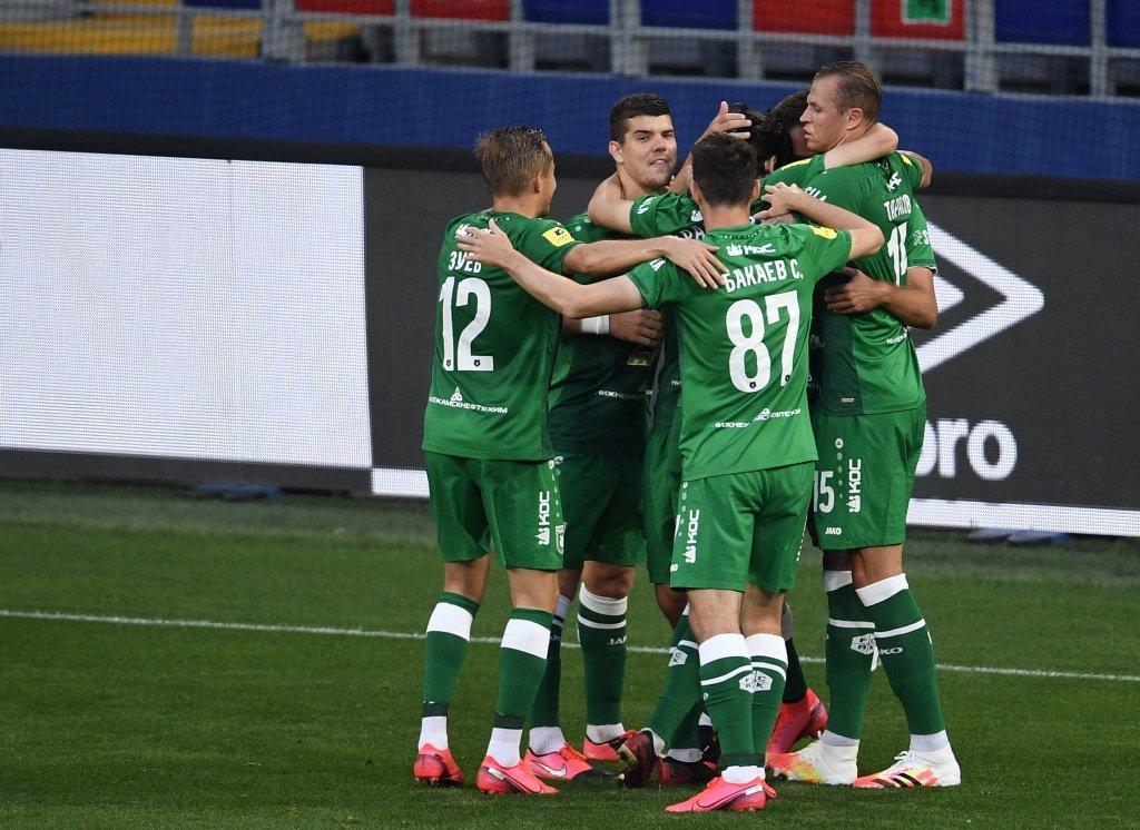 Полузащитник «Рубина» Хван Ин Бом вернулся к тренировкам с командой