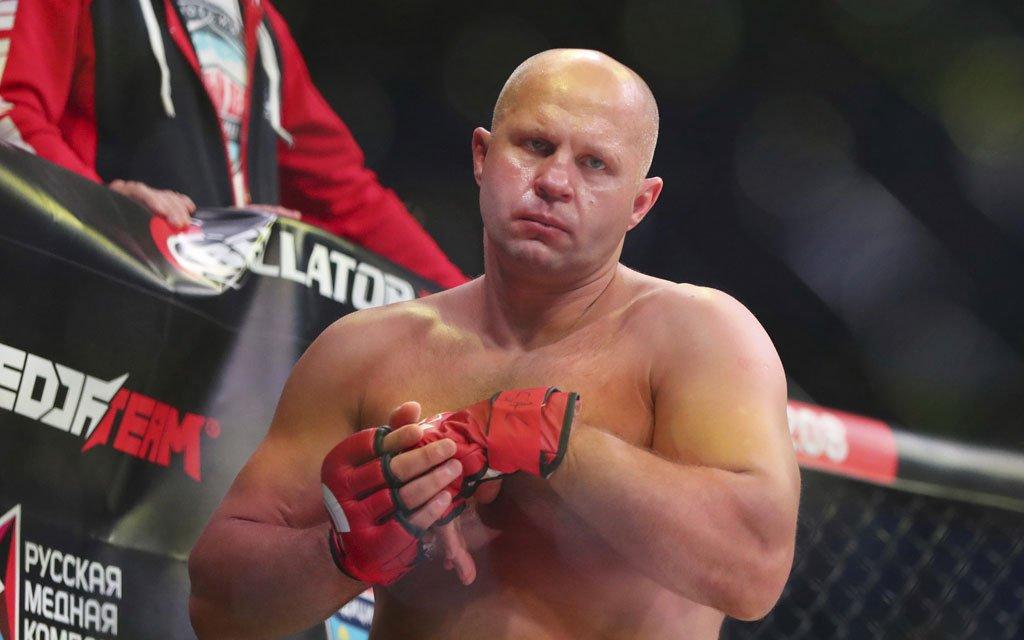 Федор Емельяненко отреагировал на бой брата с блогером Тарасовым