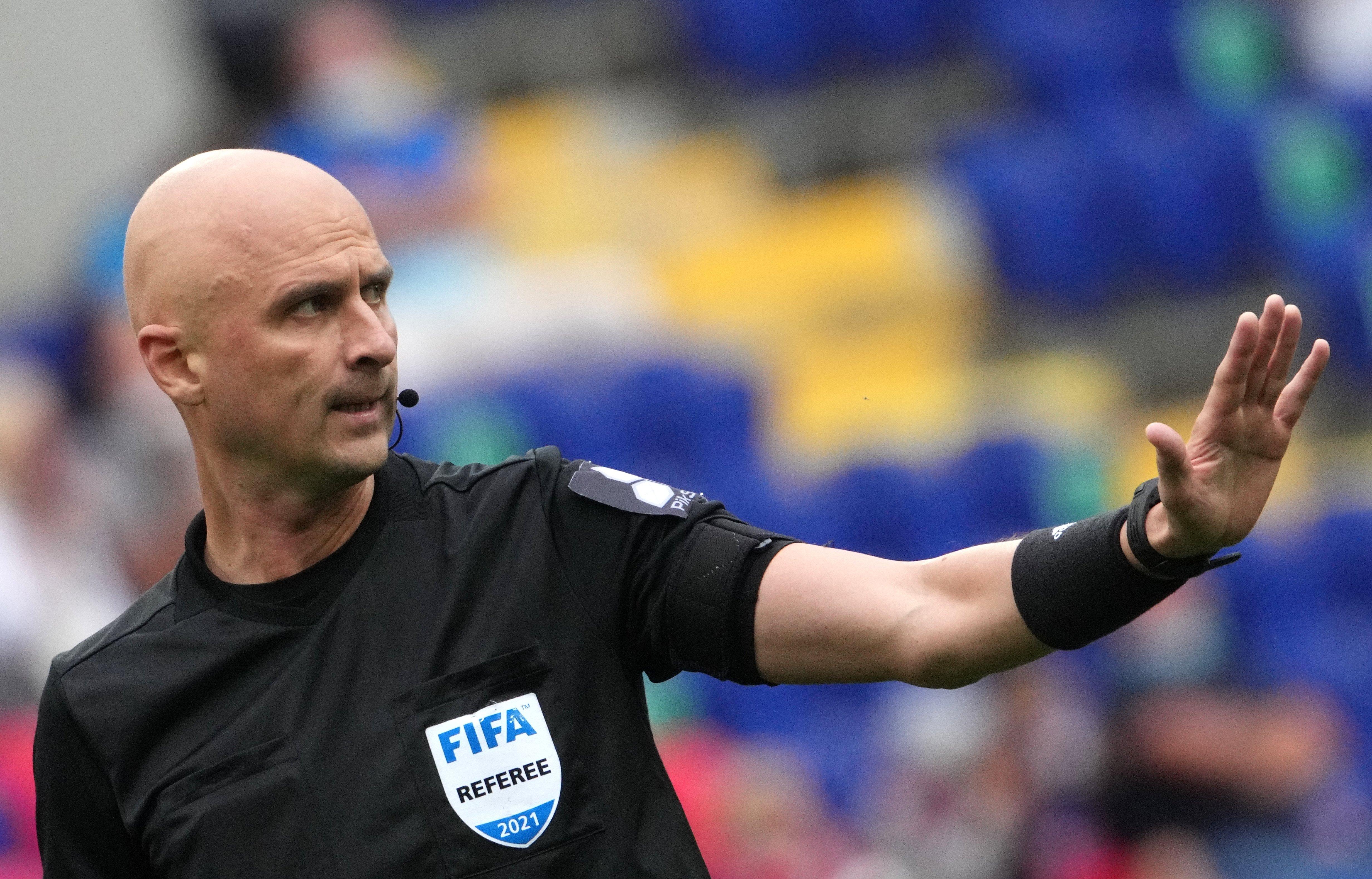 Сергей Карасев обслужит матч ½ финала Лиги наций УЕФА Италия — Испания