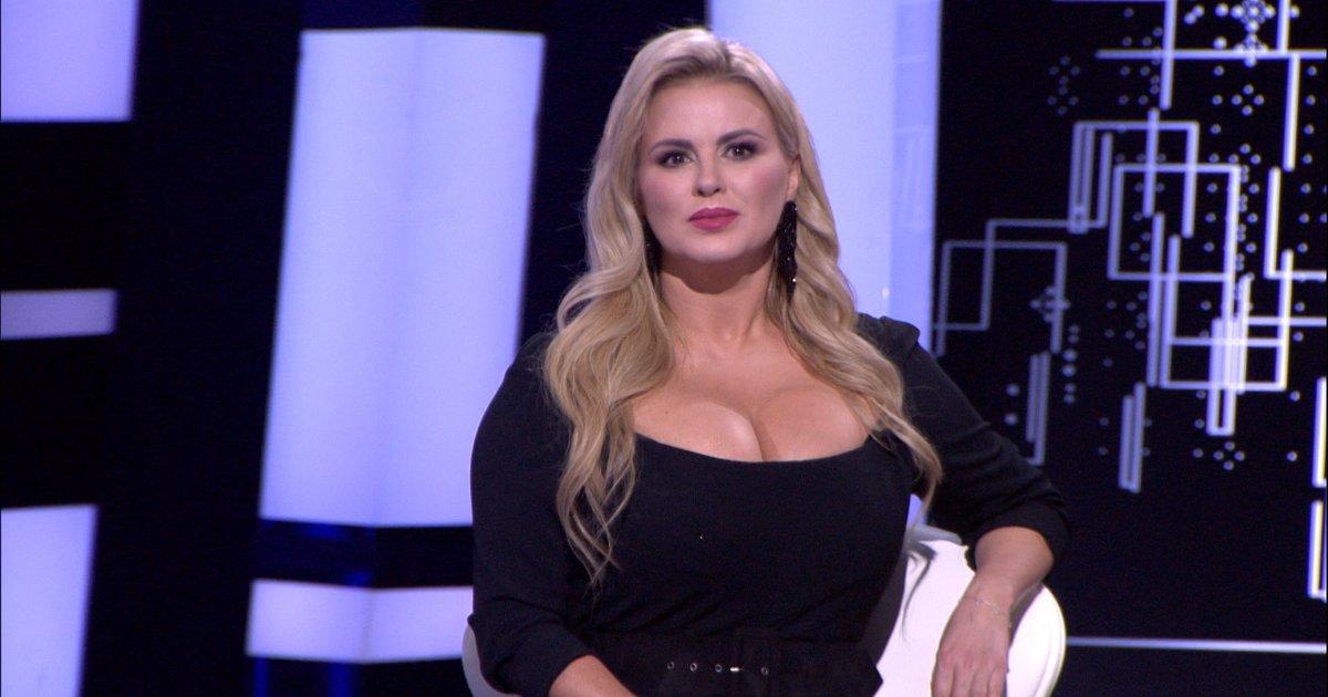 Анна Семенович стала героиней шоу Леры Кудрявцевой