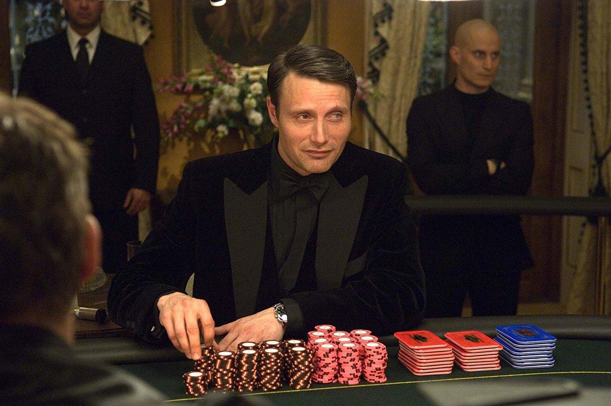 Описание фильма казино рояль как выводить деньги с рулетки